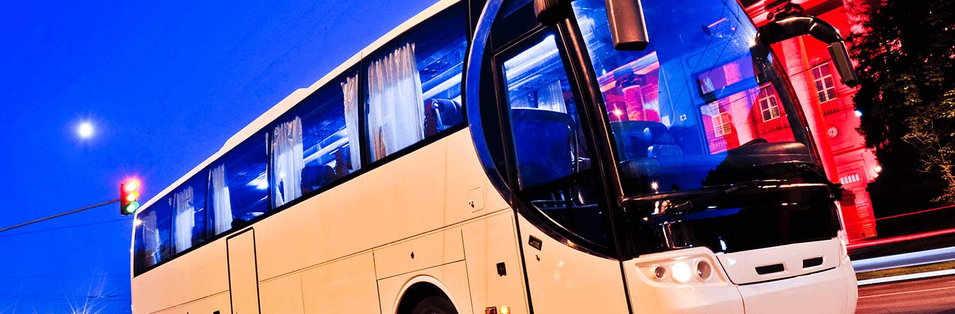 A coach that will pick you up in city centre and take you to your hen party activity and return you back to Edinburgh